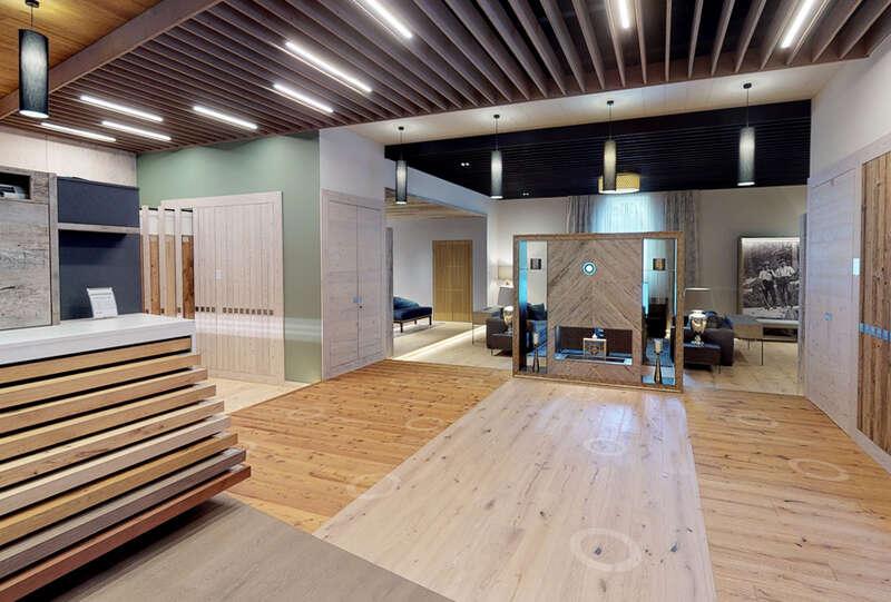 Virtuální showroom společnosti Admonter