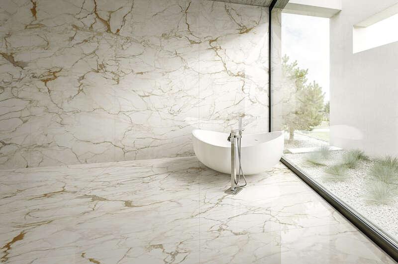 Inspirativní koupelny a dlažby